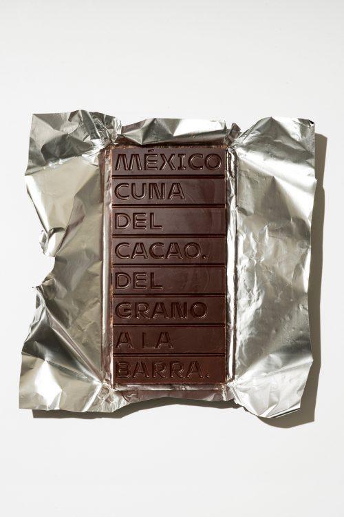 Cuna de Piedra Mexican Chocolate Packing Design