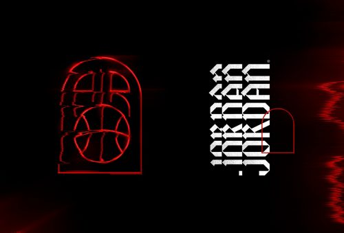 Air Jordan Basketball The Last Dance Nike Like Mike – Graphic Design Style Frames