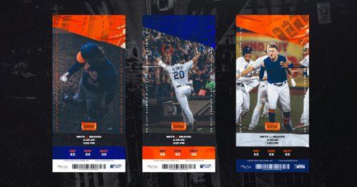 New York Mets MLB Baseball Brand Redesign