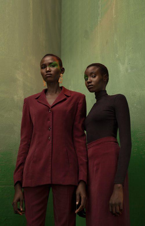 Savannah – Black Fashion Portrait Photography