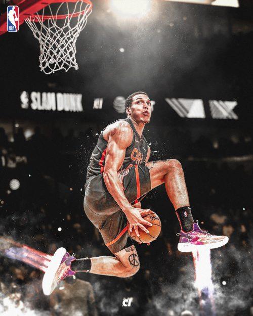 Kevin Acquino NBA Basketball Sports Graphic Design