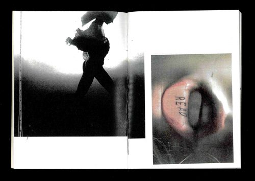 The Naked Human Body Booklet Magazine Editorial Layout