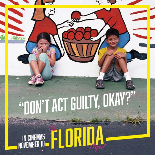 The Florida Project / Altitude Films – Creative Social Campaign