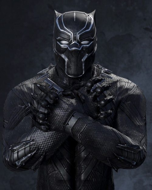 Chadwick Boseman Marvel Disney Black Panther