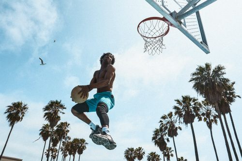 361º 20Q1 Basketball Sports Lifestyle Fashion Lookbook Photography
