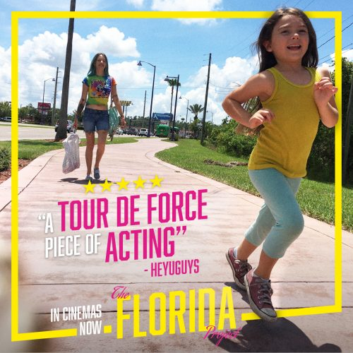 The Florida Project / Altitude Films – Creative Social Campaign