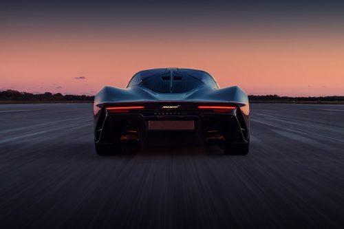 2020 McLaren Speedtail Automobile Luxury Exotic Sports Car Photography