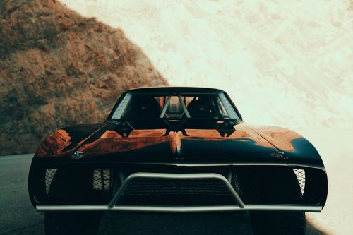 Fast and Furious 7 Dominic Torreto's 1970 Off-Road Charger RT Hemi Automobile Car Photography