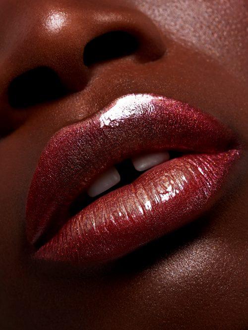 Black Power Close Up Portrait photography – Lips