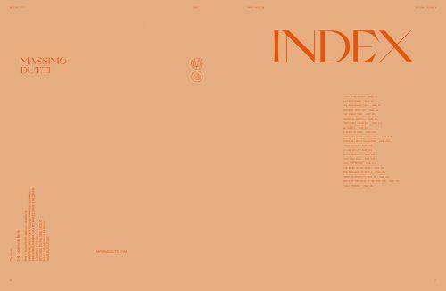 MASSIMO DUTTI – HIGH END EDITORIAL DESIGN – Paper magazine – Black and White P ...
