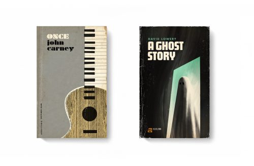 Good Movies as Old Books Avant Garde Vintage Designs Book Cover Illustrations – Once a gho ...