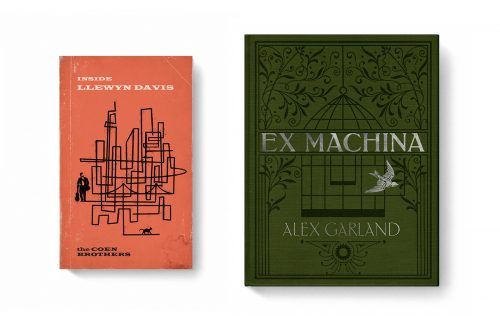 Good Movies as Old Books Avant Garde Vintage Designs Book Cover Illustrations – inside lle ...
