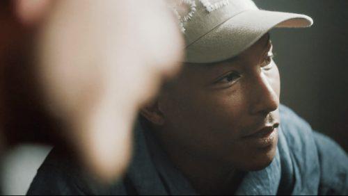Pharrell Williams + G-Star RAW Denim Fashion Photography Lookbook