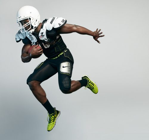 American Football with Jean-Yves Lemoigne athletic sportswear photography