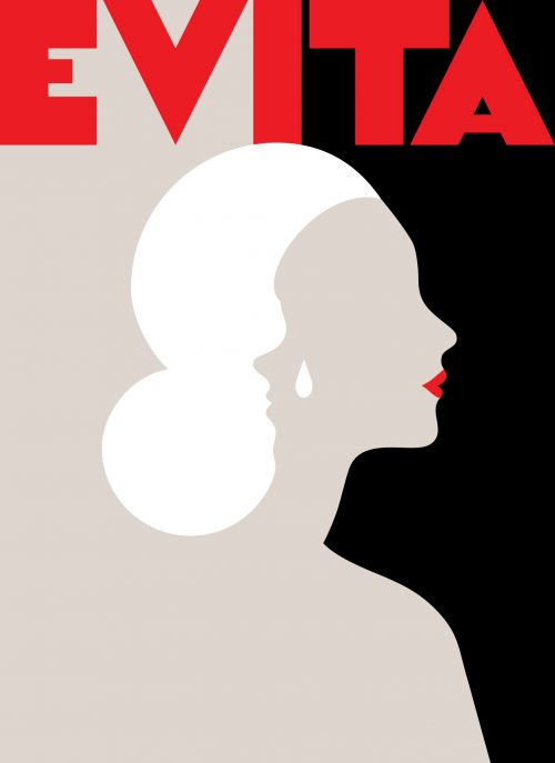 Novel Book Art Jacket Cover Design Story Editorial Magazine Evita Cry