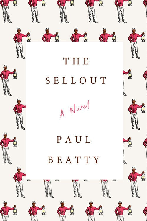 Novel Book Art Jacket Cover Design Story Editorial Magazine The Sellout