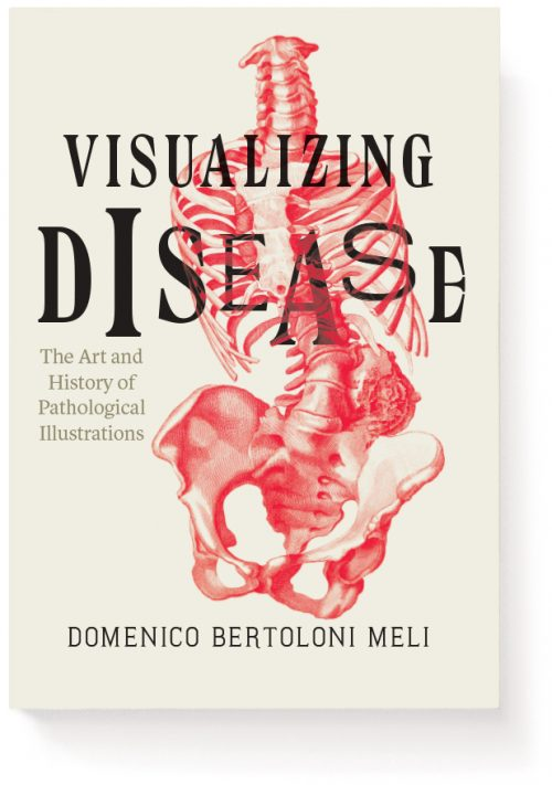Novel Book Art Jacket Cover Design Story Editorial Magazine Skeleton Visualizing Disease Patholo ...