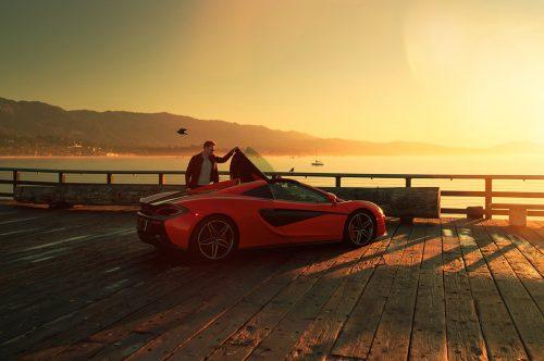 McLaren 720S 570S Spider Ferrari GTC4Lusso luxury exotic sports super car automobile photography
