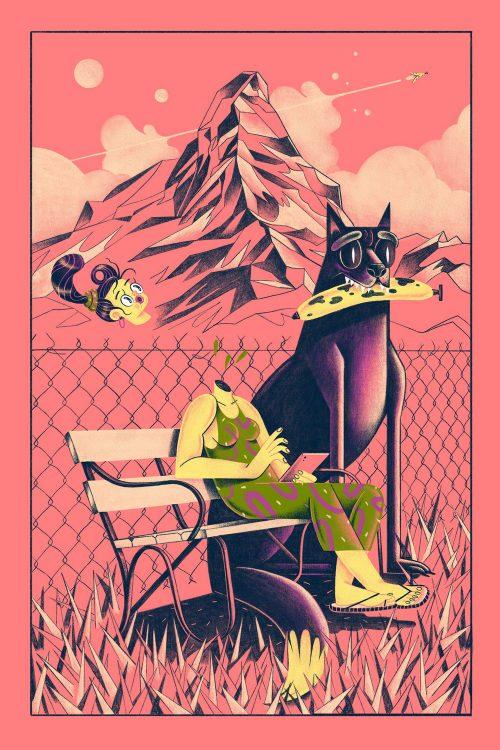 Illustrations by Helen Li
