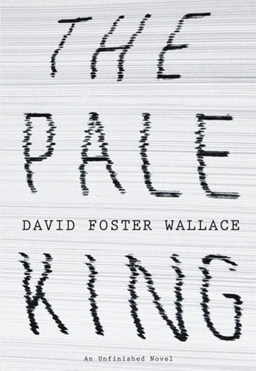 Novel Book Art Jacket Cover Design Story Editorial Magazine The Pale King Documents Type