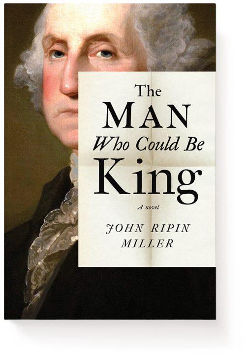 Novel Book Art Jacket Cover Design Story Editorial Magazine George Washington President The Man  ...
