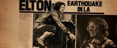 Rocketman Movie – Elton John Music Style frames, Titles & Graphics