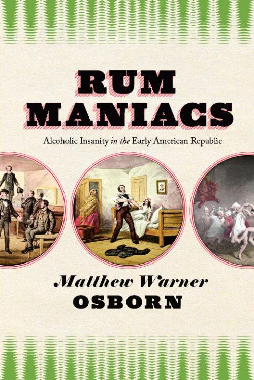 Novel Book Art Jacket Cover Design Story Editorial Magazine rum maniacs alcoholic insanity