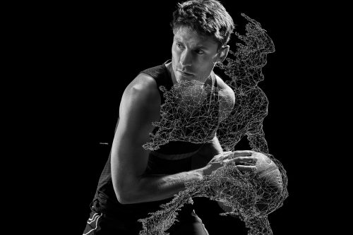 photograpy 3d scans photogrammetry athlete movement body human