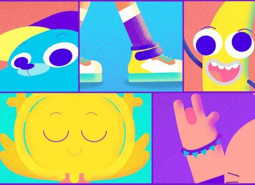 Cartoon Network Animated Illustrated Gumball Disco Fan Art