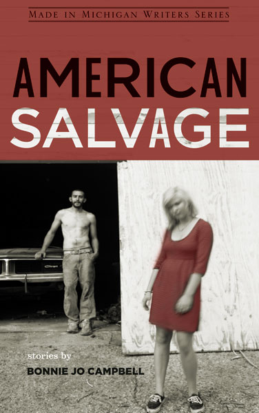 Novel Book Art Jacket Cover Design Story Editorial Magazine American Salvage