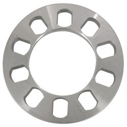 5mm (5 Lug) Floating Wheel Universal Spacers - 5 Stud Multi-Fit (5x100, 5x110, 5x112, 5x114.3, 5x120)