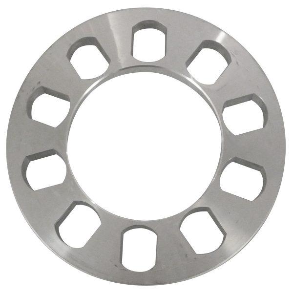 5mm (5 Lug) Floating Wheel Universal Spacers - 5 Stud Multi-Fit (5x100, 5x110, 5x112, 5x114.3, 5x120)