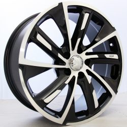 G2 G2-31 Version 2 19x8 Gloss Black with Machine Face