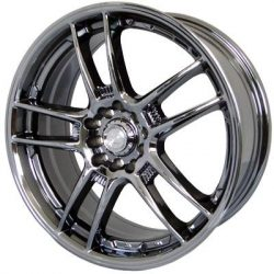 G2 G2-487 18x7.5 Black Chrome