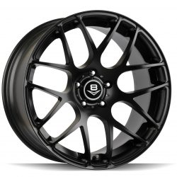 V8 V-31 22x9.5 Matt Black