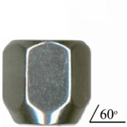 Open End Spacer Key Nut (Short Length)