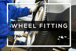 Fitting Tyres to Wheels