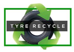 4x4 / LT Tyre Recycle