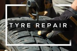 Minor Tyre Repair
