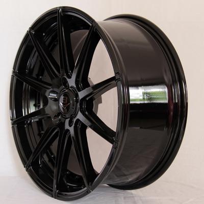 V8 V-15 20x8.5 Gloss Black