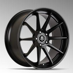 V8 V-34 19x9.5 Matt Black