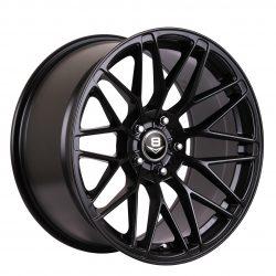 V8 V-45 17x8.5 Matt Black