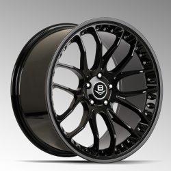 V8 V-37 20x8.5 Gloss Black