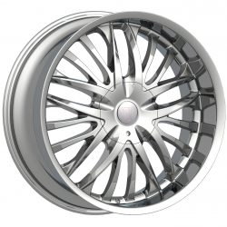 Velocity VW-501 18x7.5 Chrome