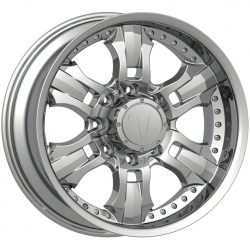 Velocity VW-650 22x10 Chrome