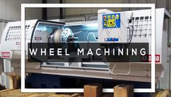 Wheel Offset Machining
