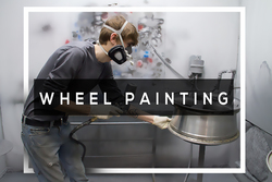 Wheel Restoration / Repainting