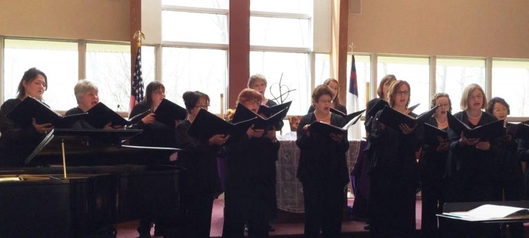 Capital Harmonia to Sing in their 3rd Annual Women's Choral Festival Honoring Women's History Month