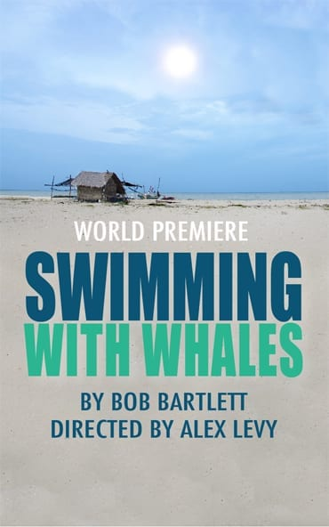 """A Conversation with Bob Bartlett, Playwright of """"Swimming with Whales"""" Opening Soon at 1st Stage in Tysons, Virginia"""