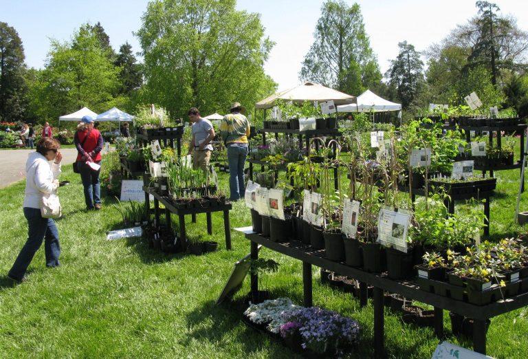 Spring Garden Market at River Farm, April 13 & 14